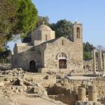 Paphos - Kirche Chrysopolitissa