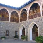 Troodos Gebirge - Kykko Kloster