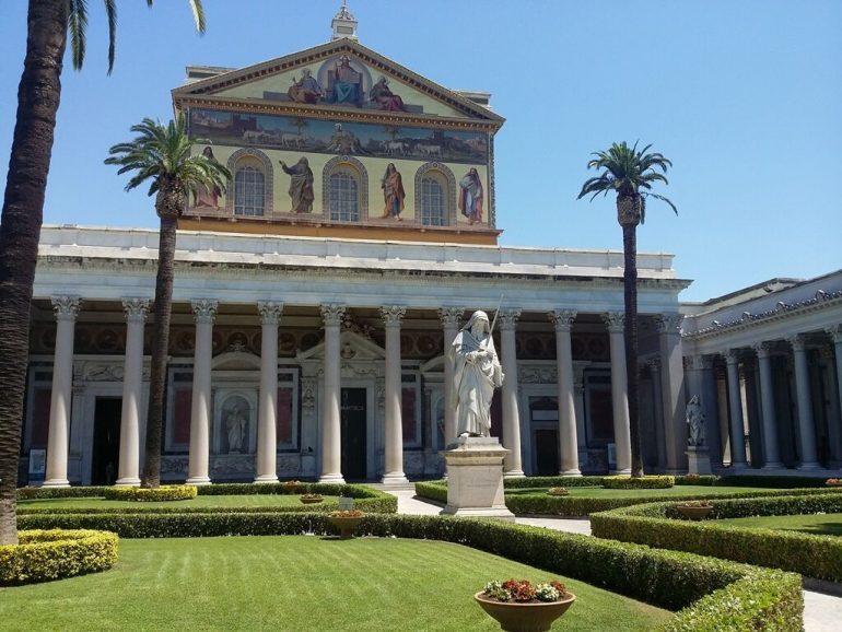 Rom - St. Paul vor den Mauern