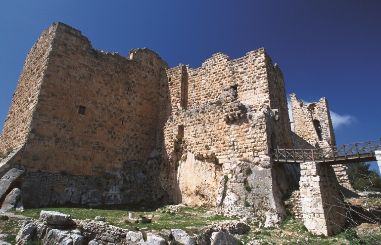 Ajlun castle, La Beduina Tours