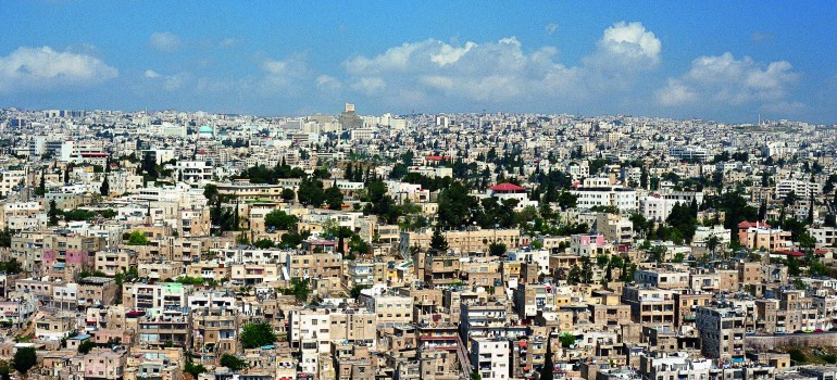 Amman by day, La Beduina Tours