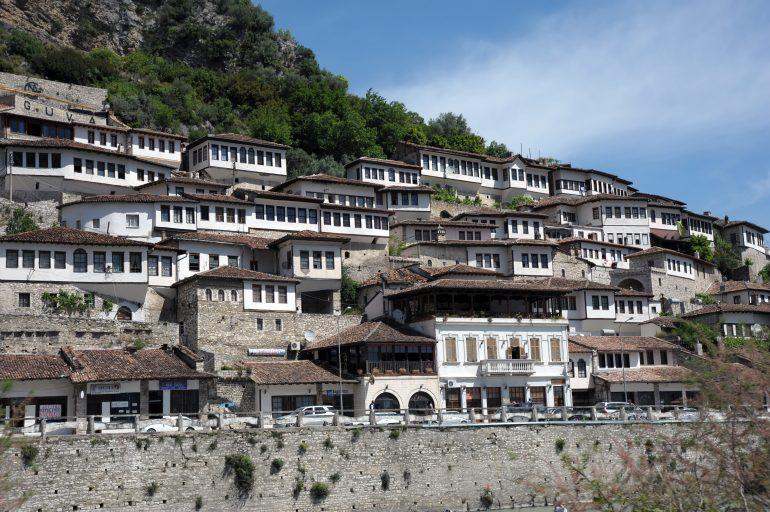 Past and present journeys - Berat