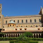 Dom von Monreale - Kreuzgang