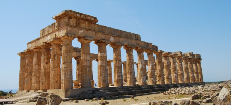 Tempel in Selinunte, Fotolia.com-Jankowski