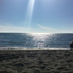 Römischer Strand bei Ostia