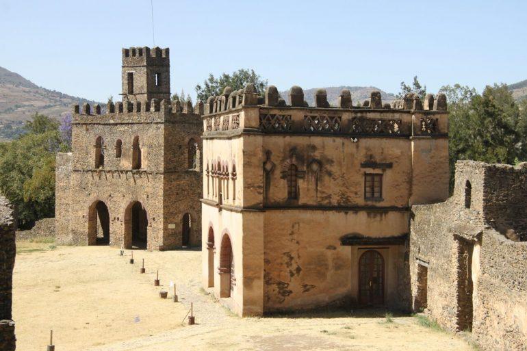Äthiopien, Gondar