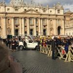 Papstaudienz
