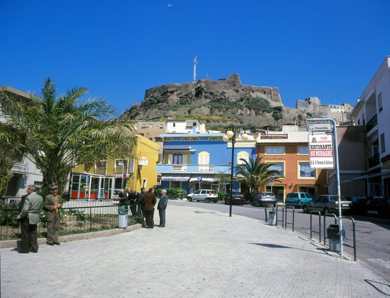 Sardinien Wanderreise: Castelsardo, Gallura