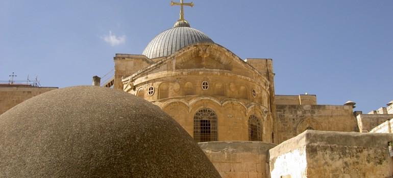 Pilgerreise Heiliges Land Israel: Jerusalem - Grabeskirche