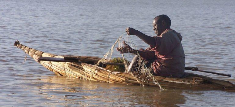Äthiopien, Lake Tana