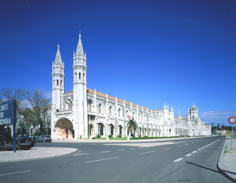 Monastery of Jeronimos in Lissabon; Jose Manuel