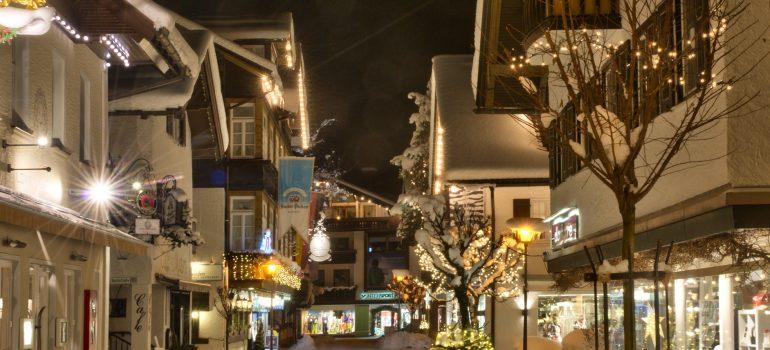 Besinnliche Adventsreise: Oberstdorf