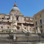 Palermo - Rathausplatz
