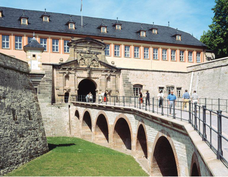 Reise auf den Spuren Martin Luthers, Petersberg, Erfurt Tourismus und Marketing GmbH/Barbara Neumann