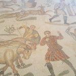 Piazza Armerina - Römische Villa del Casala - Mosaikboden