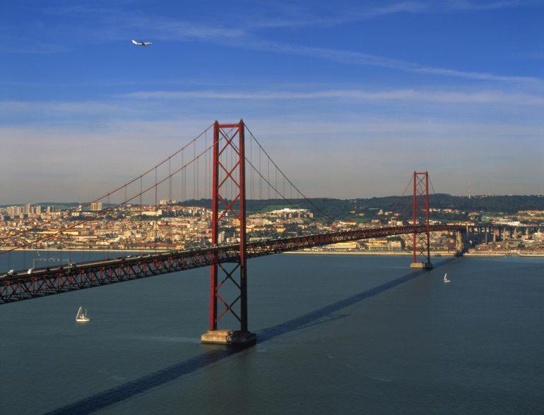 Ponte 25 de Abril, Lisboa, Antonio Sacchetti