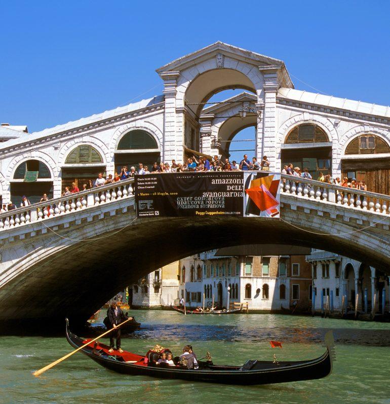 Rialto-Brücke, www.italiafoto.de