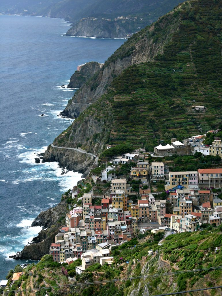 Italiaplus Travel & Events, Riomaggiore