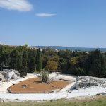 Syrakus - Griechisches Theater
