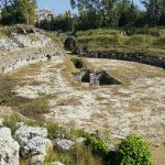 Syrakus - Römisches Amphitheater