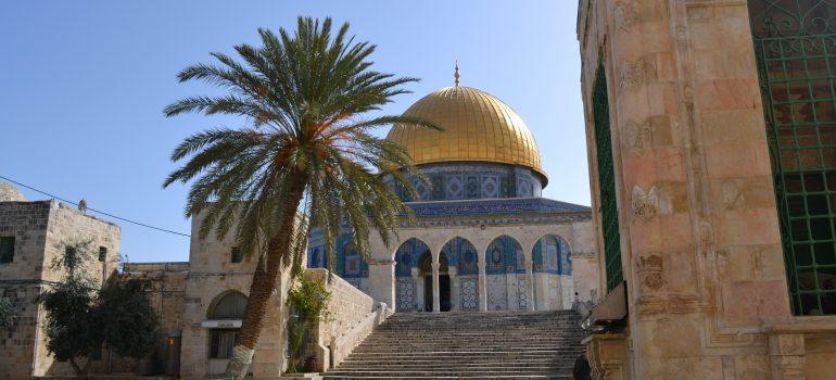 Tempelplatz Jerusalem