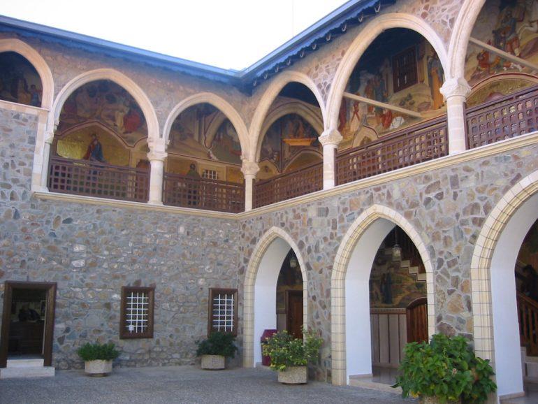 Troodos-Gebirge-Kykko-Kloster