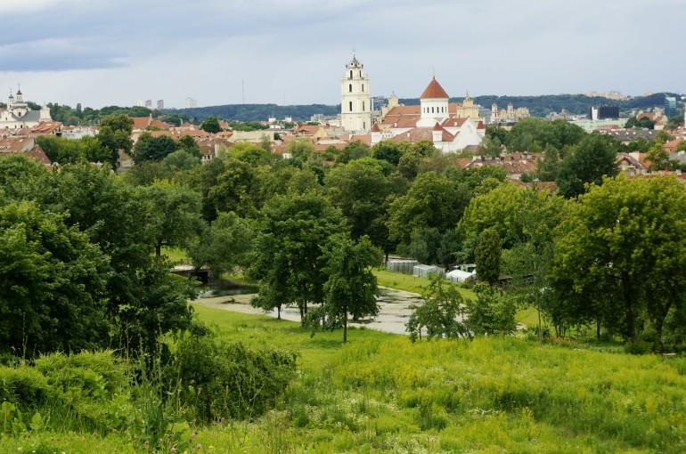Vilnius, Foto: Thomas Linnartz