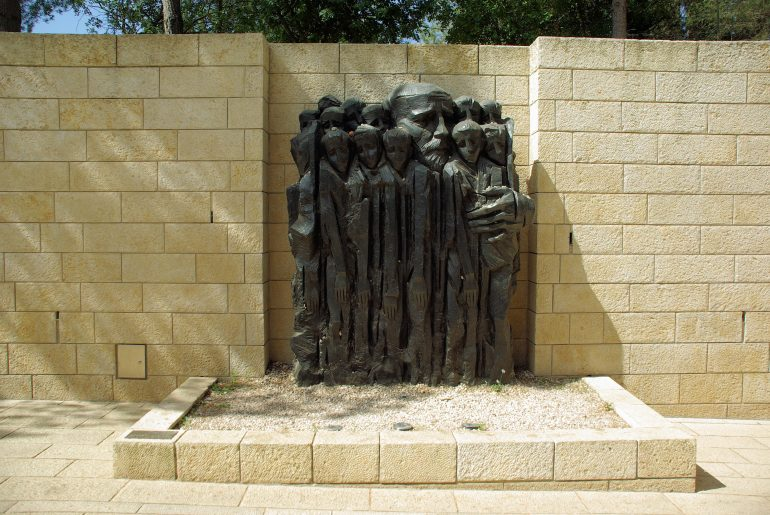 Yad Vashem, Erinnerung an den Holocaust