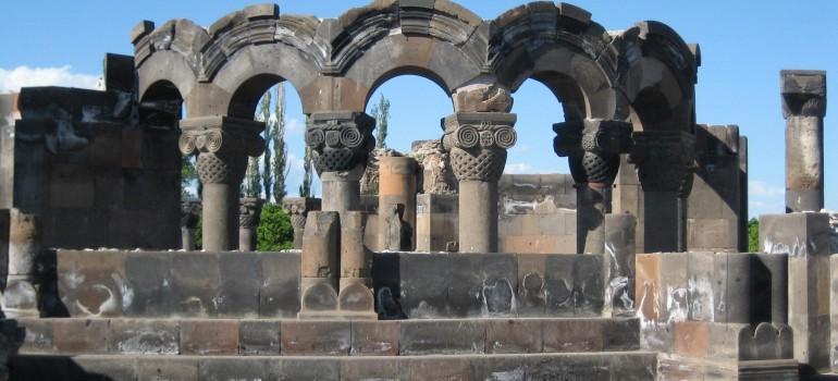 Zvartnots Temple Ruins - Foto: Armenia Holidays