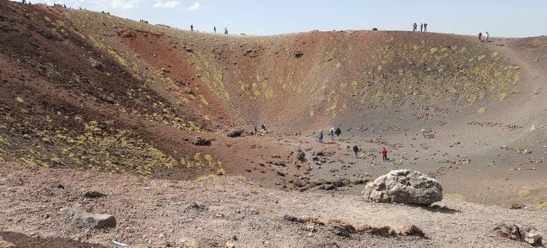 Ätna, Auszeit Reise, Vulkane Italiens, Organisierte Wanderreise