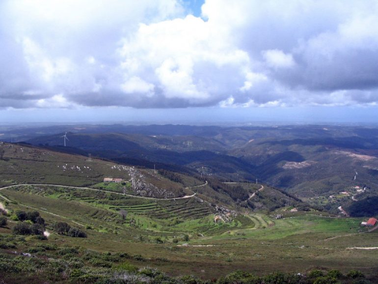 Monchique Serra de Monchique, Quelle: Housond (http://bto.de/CCBYSA3)