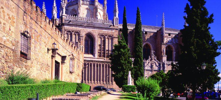 Toledo-Kloster-San-Juan-de-los-Reyes-©-Institut-für-Tourismus-in-Spanien-TURESPAÑA, Pilgerreise Kastilien, Arche Noah Reisen
