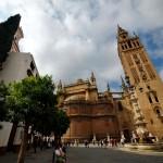 Sevilla - Kathedrale und Giralda