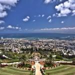 Bahai-Gärten in Haifa, Fotolia, DazGee