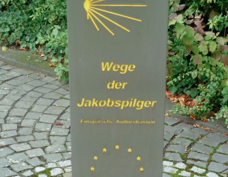 Eifelcamino, Pilgerwandern Deutschland, Organisation Pilgerreisen, Gruppenwanderung in der Eifel