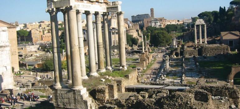 Rom, Gruppenreise Rom, Organisierte Reise, Arche Noah Reisen