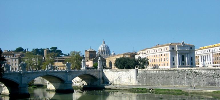 Rom, Engelsbrücke, Organisiertes Besichtigungsprogramm, Arche Noah Reisen