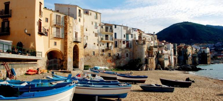 Sizilien, Gruppenreise Sizilien, Besichtigungsprogramm Sizilien, Arche Noah Reisen