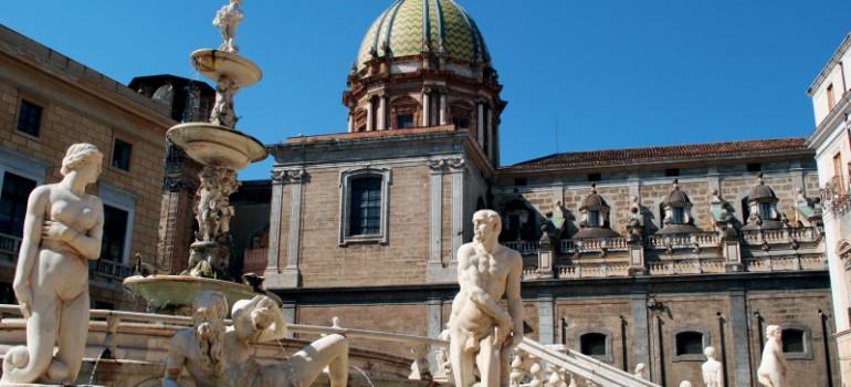 Sizilien, Palermo, Besichtigungsprogramm Sizilien, Arche Noah Reisen