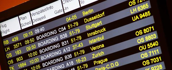 sicher reisen mit Arche Noah Reisen, am Flughafen, Flugreisen 2019