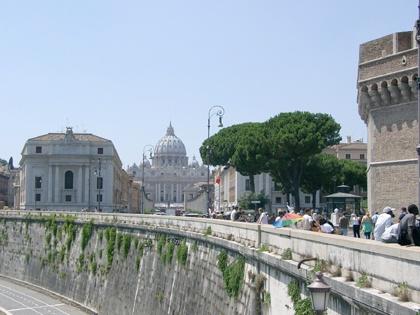 Rom, Programm Pilgerrreise Rom, Reise für Vereine, Reise für Gruppe organisieren