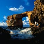 Azur Window - Bildquelle: Fremdenverkehrsamt Malta