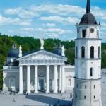 Vilnius Kathedrale von Michael Murner