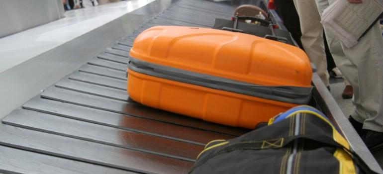 Sicher reisen, Kofferband, Flugreisen für Gruppen, Hinweise für Gruppenreisen, Arche Noah Reisen