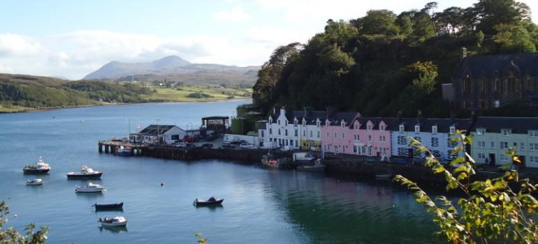 Schottland, Isle of Skye, Reiseveranstalter Gruppenreise, Hilfe bei Reiseplanung, Arche Noah Reisen