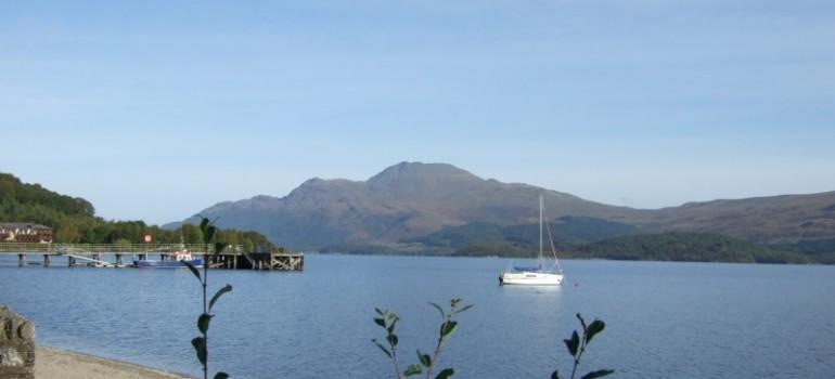 Schottland, Loch Lomond, Gruppenreise Schottland, Arche Noah Reisen