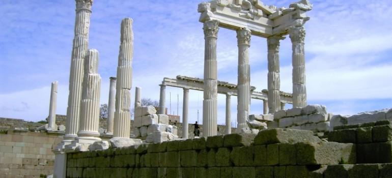 Pergamon, Pilgern Griechenland, Arche Noah Reisen