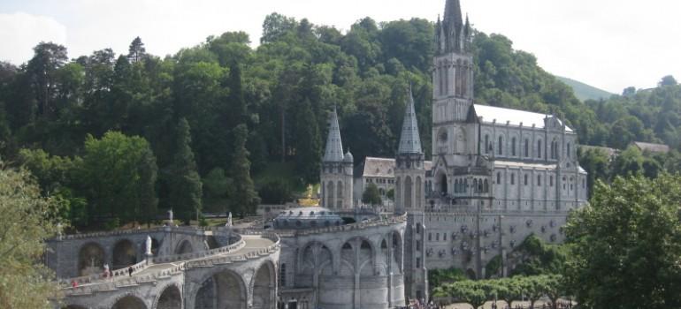 Rosenkranzbasilika, Pilgerreise Lourdes, Pilgerreise Lourdes, Arche Noah Reisen