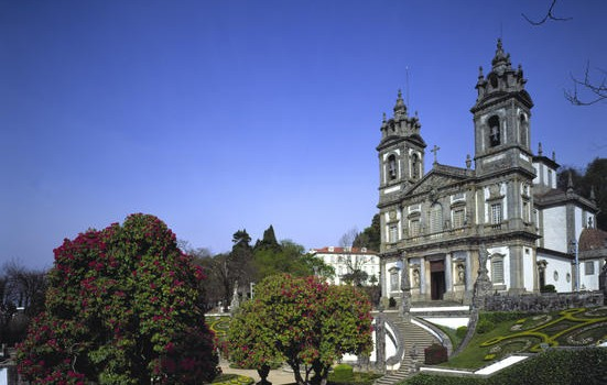 Bom Jesus, Rundreise Portugal, Gruppenreise Portugal, Arche Noah Reisen