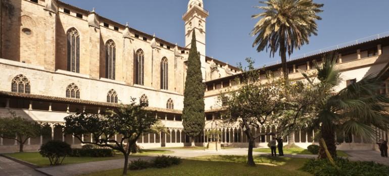 Kloster San Francesco, Mallorca, Pilgerreise Mallorca, Organisation Gruppenreisen, Arche Noah Reisen